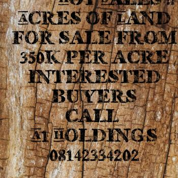 Acres of Land, Akure, Ondo, Mixed-use Land for Sale