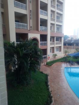 a Serviced Luxury Three 3 Bedroom Apartment with a Room Bq Swimming Pool, Gym, Squash Court, 24hrs Light, Rent:#7.5m, Glover, Old Ikoyi, Ikoyi, Lagos, Flat for Rent