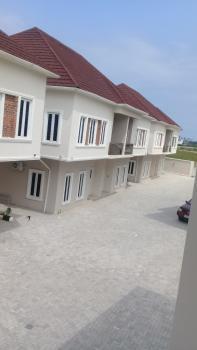 Newly Built 4 Bedroom Duplex in a Mini Estate, Off Orchid Hotel Road, Lafiaji, Lekki, Lagos, Semi-detached Duplex for Sale