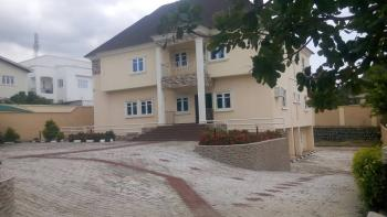 Amazingly Finished & Top Notch 5 Bedroom Detached Duplex with Servant Quarters & Chalet, Off Ibb Boulevard Way, Maitama District, Abuja, Detached Duplex for Sale