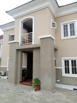 Serviced 6 Bedroom Semi Detached Duplex with 2 Rooms Bq, Jabi, Abuja, Semi-detached Duplex for Rent