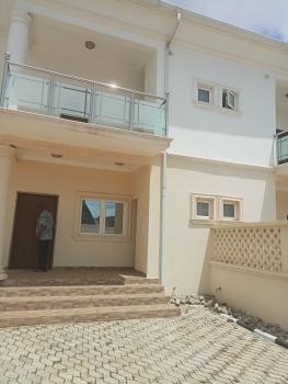 Four Bedroom Duplex Jabi, Jabi, Abuja, Semi-detached Duplex for Rent