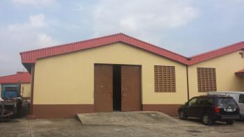 Lease Modern Warehouse of 1000 Sqmt Capacity, Oregun Industrial Area, Oregun, Ikeja, Lagos, Warehouse for Rent
