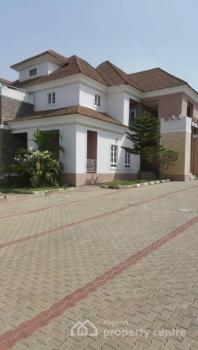 Luxury and Tastefully Finished 4 Bedroom Semi Detached Duplex with 1 Bedroom Chalet and Bq, Pool, Massive Compound Space, Green Areas, Wuse 2, Abuja, House for Rent