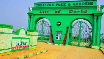 Land, Treasure Park and Gardens Phase 2(city of David), 10 Minutes Drive From The New Auditorium, Redeem Camp, Simawa, Ogun, Mixed-use Land for Sale