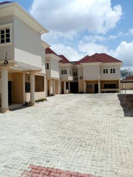 Serviced 3 Bedroom Terrace Duplex with a Room Bq, Jabi, Abuja, Terraced Duplex for Rent