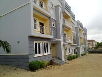 Tastefully Finished 4 Bedroom Terrace House with a Room Bq, Games Village, Kaura, Abuja, Terraced Duplex for Rent