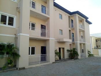 Newly Built 3 Bedroom Flat with a Room Bq, Wuye, Abuja, Flat for Rent