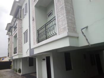 Three Units of 3 Bedroom Terraced House + Bq, Ogunlana, Surulere, Lagos, Terraced Duplex for Sale