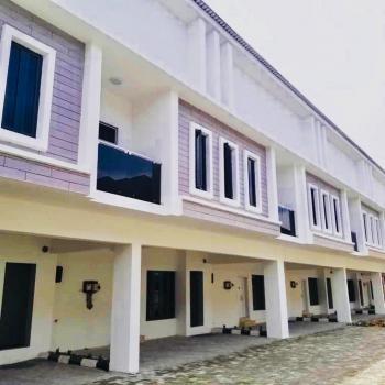 Beautiful Four Bedroom Terrace, Orchid Road, Lekki Phase 2, Lekki, Lagos, Terraced Duplex for Sale