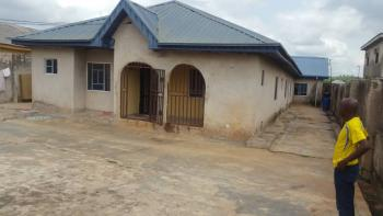 2 Nos of 3 Bedroom Flat & 2 Mini Flats on a Full Plot, All Rooms En Suite, Fenced, Gated, Floor Compound, Bore Hole and Tarred Rd, Alagbado Lagos., Egbe, Lagos, Detached Bungalow for Sale