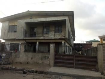 a Storey Building with Two Entrance Gates on a Standard Plot of Land, Safejo, Amukoko, Orile, Lagos, Block of Flats for Sale