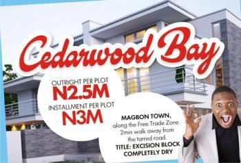 Land, Magbon Town, Before Lftz, Akodo Ise, Ibeju Lekki, Lagos, Residential Land for Sale