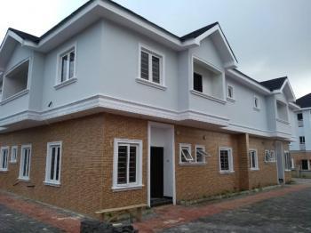 New 4 Units of 4  Bedroom Semi-detached Duplexes, Audrey's Court, Palmgrove, Ilupeju, Lagos, Semi-detached Duplex for Sale