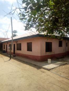 Bungalows of 2 No 2 Bedroom Flat, 2 No 1 Bedroom Flat and a Room Self Contained with a Shop, Iba New Site, Iba, Ojo, Lagos, Detached Bungalow for Sale