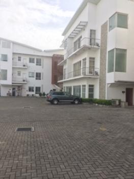 Tastefully Finished 3 Bedroom Luxury Service Waterfront Flat with a Room Bq, Banana Island, Ikoyi, Lagos, Flat for Sale