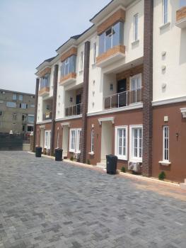 Luxury 4 Bedroom Terrace House with S/pool, Gym,, Off Ogunyemi Street, Oniru, Victoria Island (vi), Lagos, Terraced Duplex for Rent