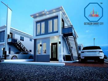 Smart 1 Bedroom Flats  Off-plan Promo@octagon Smart City Annex( Mansions City), Smart Mansions City, Phase 1, Berger, Arepo, Ogun, Mini Flat for Sale