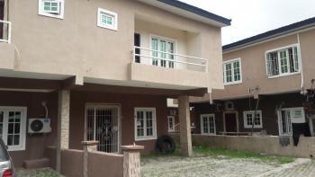 Distress Sale of a Carcass 3br Cornerpiece Terrace Duplex +1 Maid Room, Opposite Abraham Adesanya Estate, Phase 2, Lekki Gardens Estate, Ajah, Lagos, Terraced Duplex for Sale