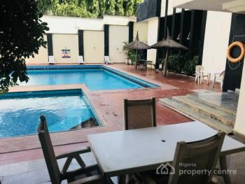 Luxury & Diplomatic Fully Serviced & Furnished 2 Bedroom Flat, Pool, Gym, 24hrs Light/security,  Cctv, Maitama District, Abuja, Flat for Rent