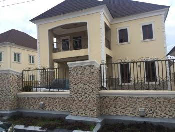 Brand New 4 Bedroom Bedroom Detached Duplex with 2 Rooms Basement and a Bq, Wumba, Abuja, Detached Duplex for Sale