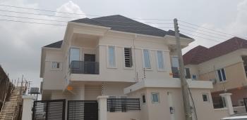 Brand New 4 Bedroom Semi Detached Duplex with Bq, After 2nd Toll Gate Chevron, Lekki, Lagos, Detached Duplex for Sale