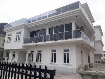 Luxury 5 Bedroom Semi Detached Duplex with Excellence Facilities, Osapa, Lekki, Lagos, Detached Duplex for Sale