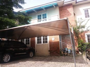 Nicely Finished 4 Bedroom Semi Detached Duplex with a Room Bq, 12, Lake View Estate, Kado, Abuja, Semi-detached Duplex for Sale