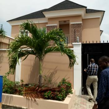 Newly Built 4 Bedroom Duplex, Ajumobi Street, Gra, Magodo, Lagos, Semi-detached Duplex for Rent
