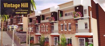 Terrace Houses at Guzape, Abuja. (off Plan), Guzape, Abuja, Guzape District, Abuja, Terraced Duplex for Sale