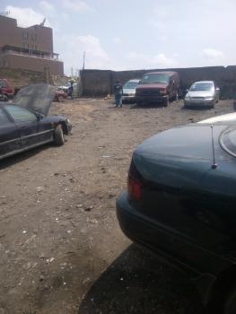 1780sqm Fenced Land, Cbd, Alausa, Ikeja, Lagos, Commercial Land for Sale