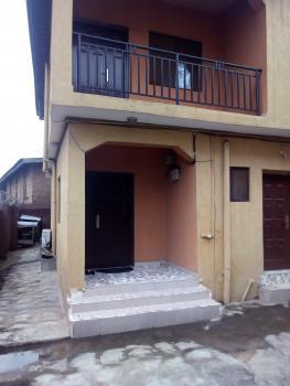 Portable 3 Bedroom Duplex  in Ojodu, Saabo, Ojodu, Lagos, Semi-detached Duplex for Rent