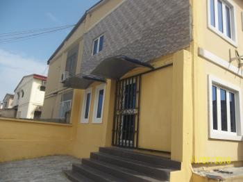 Newly Renovated 4 Bedroom with 2 Sitting Room Semi Detached Duplex, Well Fitted Kitchen + 2 Rooms Bq, Corporation Drive, Dolphin Estate, Ikoyi, Lagos, Semi-detached Duplex for Sale