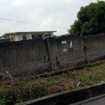 575sqm of Dry Land with Registered Conveyance in an Estate, Off Grammar School B/stop, Unity Estate, Ojodu, Lagos, Residential Land for Sale