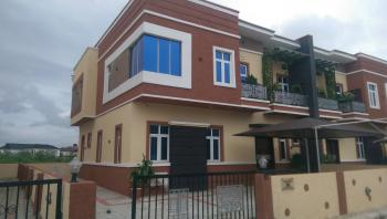 Beautifully Finished Duplex with Bq, Lafiaji After Tollgate, Chevy View Estate, Lekki, Lagos, Semi-detached Duplex for Sale