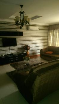 Fully Furnished Three Bedroom Apartment, Off Palace Road (close to City of David Church), Victoria Island Extension, Victoria Island (vi), Lagos, Flat Short Let