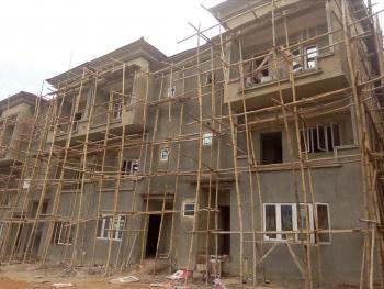 4 & 5 Bedroom Terrace Duplexes with 2 Parlors and Bq  for Sale in Guzape, Edwin Clark, Guzape District, Abuja, Terraced Duplex for Sale