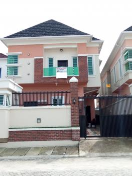 Topnotch and Superb 4 Bedroom Fully Detached Duplex with a Staff Quarters, Fantastic Non Flooded Area, Behind Circle Mall, Shoprite, Osapa, Lekki, Lagos, Detached Duplex for Rent