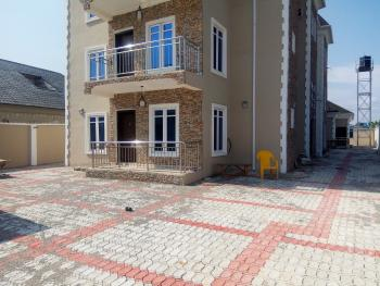 Executive Newly Built 2 Bedroom Flat, Pop Ceiling, Each Room with Wardrobe, New London, Ipaja, Lagos, Flat for Rent