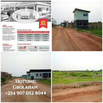 Land with Certificate of Occupancy, Gas Pipeline Road, Magboro, Ogun, Mixed-use Land for Sale