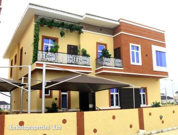 a Beautiful 4 Bedroom Duplex, Ikota Villa Estate, Lekki, Lagos, Semi-detached Duplex for Sale
