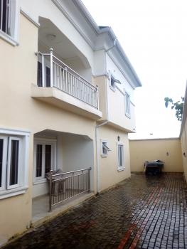 Clean 3 Bedroom Flat Upstairs with Just Two Tenants, Before Sangotedo Shop Rite, Peninsula Garden Estate, Ajah, Lagos, Flat for Rent