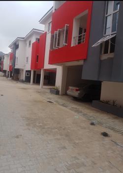 Brand New 4 Bedroom Duplex with Bq, Off Kushenla Road, Ikate Elegushi, Lekki, Lagos, Terraced Duplex for Rent