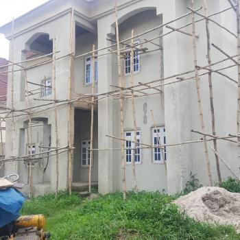 5 Bedrooms Carcass Duplex, Karsana South, Karsana, Abuja, Detached Duplex for Sale