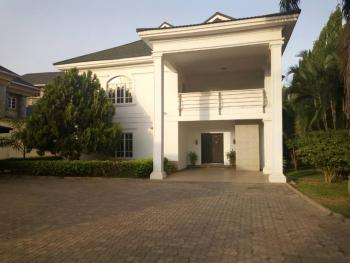 Solidly Built & Exquisitely Finished 5 Bedrooms Detached Duplex + 2 Rooms Domestic Quarters, Off Ibb Boulevard Way, Maitama District, Abuja, Detached Duplex for Sale