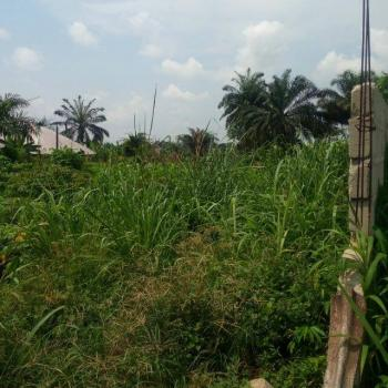4 Plots of Fenced Land, By Winners Chapel Church, Rumuodomaya, Port Harcourt, Rivers, Mixed-use Land for Sale