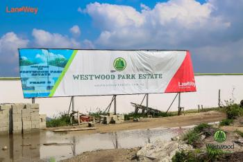 600sqm Land, Westwood Park Estate, Off Monastery Road, Behind Novare Shopping Mall, Sangotedo, Ajah, Lagos, Residential Land for Sale