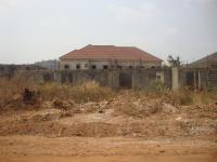 Uncompleted 4 Nos 4 Bedroom Terraced Duplexes, Gods Own Estate Apo, Wumba, Abuja, Terraced Duplex for Sale