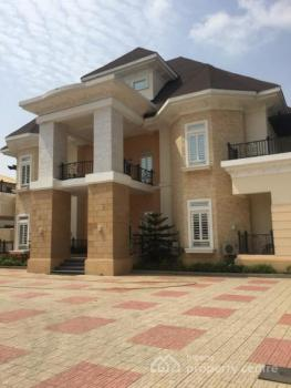 Welcome to Paradise on Earth, Serviced 6 Bedroom Masterfully Designed Mansion,pool,guest Chalet & Servant Quarters,on 1600 Sqm, Wuse2, Wuse 2, Abuja, Detached Duplex for Sale