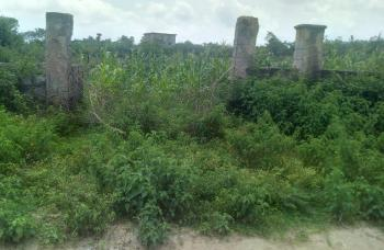1000sqm Build-able Fenced Plot, Behind National Assembly Qtrs, Dape, Abuja, Residential Land for Sale